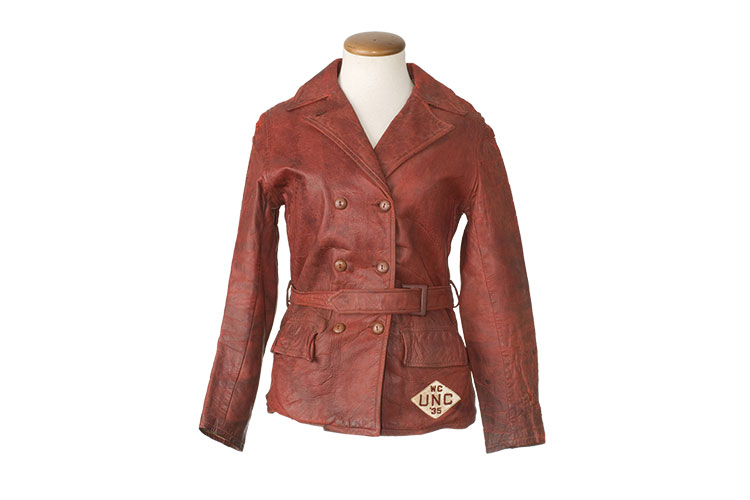photo of a Class Jacket from the Class of 1935