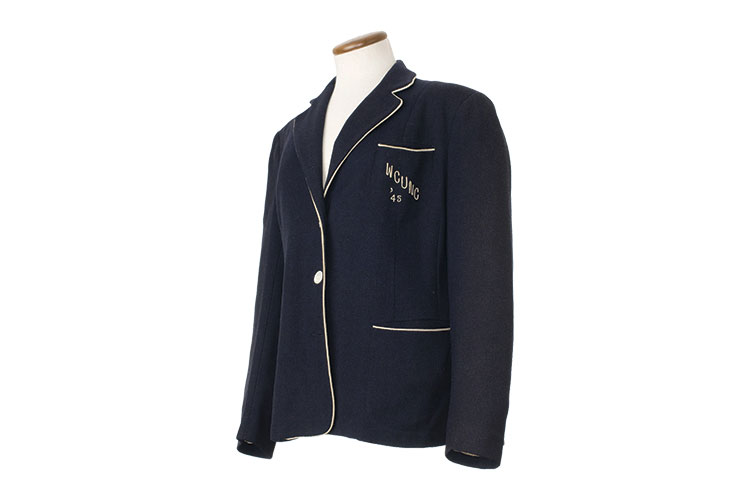 photo of a Class Jacket from the Class of 1945
