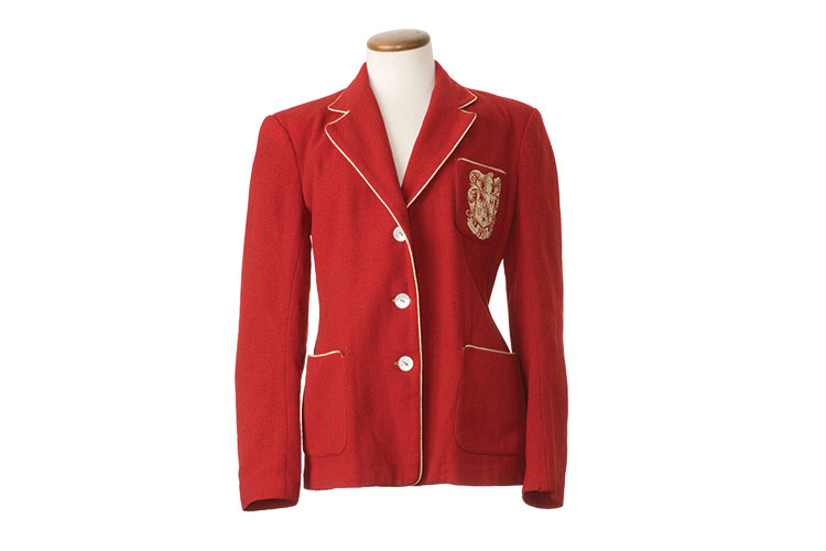 photo of a Class Jacket from the Class of 1951