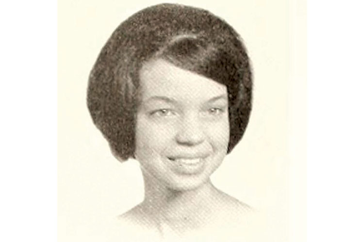 photo of Sina McGimpsey Reid, class of 1965