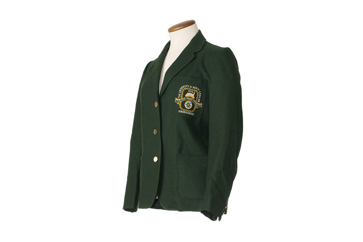 photo of a Class Jacket from the Class of 1970